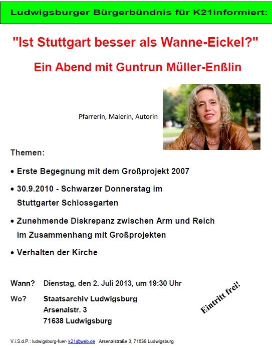 Ist Stuttgart besser als Wanne-Eickel?