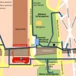 Lageplan Grundwasser-Management