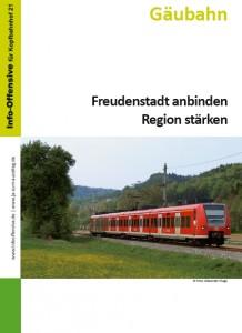 Gäubahn - Freudenstadt