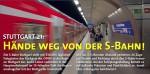 Stuttgarter-S-Bahn