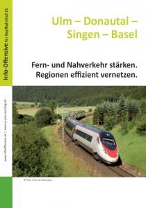 Ulm – Donautal – Singen – Basel