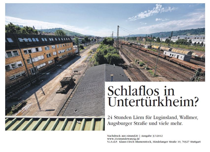 Untertuerkheim schlaflos