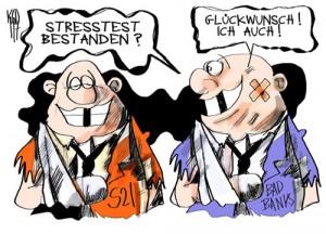 Stresstest bestanden